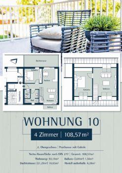Wohnung 10: Plan 27a - Penthouse rechts