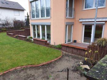 Rückseite / Garten-Terrassenansicht