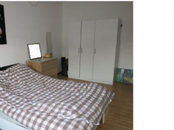 Schlafzimmer (Einrichtung nicht aktuell)