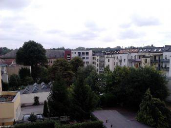 Blick aus Treppenhaus