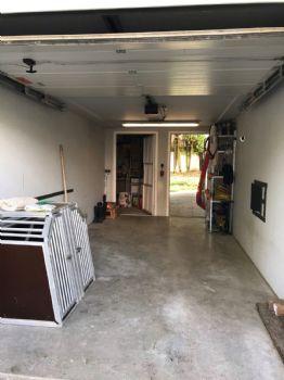 Garage + Werkstattraum