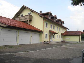 Garagen/Eingang