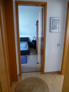 Blick Schlafzimmer rechts