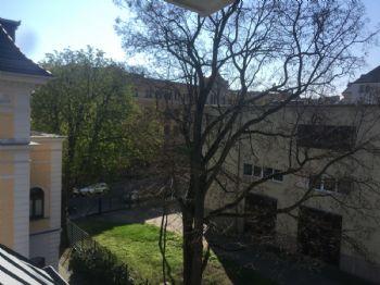 Blick vom Balkon Richtung Süd Ost