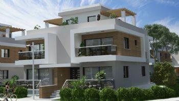 Modell der hier angebotenen Doppelhaushälfte