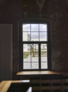 Fenster von Bar aus