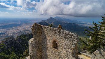 eine der Burgen Nordzyperns