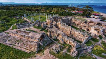 Salamis - historische Ausgrabungsstätte