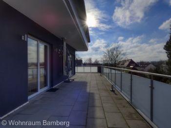 Außenansicht Terrasse Seite
