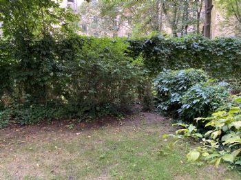 eigenes Gartenabteil