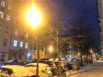 Winterstimmung Lychener Str.