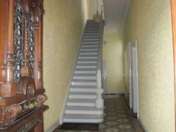 Ansprechendes Treppenhaus