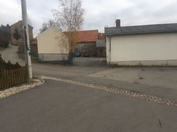 Hofeinfahrt