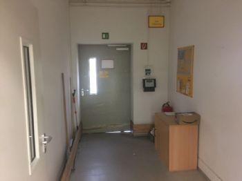 Eingangsbereich zum Hof