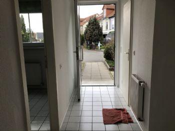 Flur - Eingang zum Haus