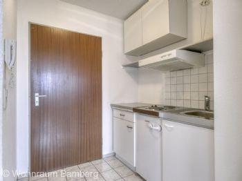 Eingang / Flur mit Küchenzeile