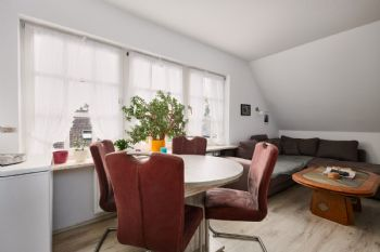 Mietobjekt in Laboe - Wohnzimmer -