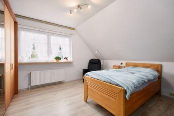 Mietobjekt in Laboe - Schlafzimmer -