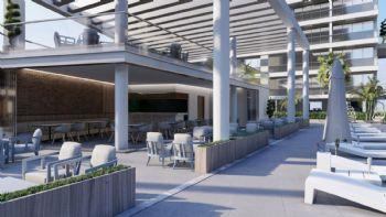 Restaurantbereich Erdgeschoss