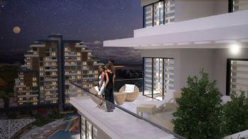 Terrasse an Außenwohnungen