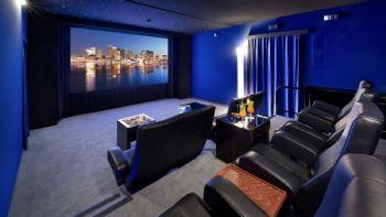 Kino in der Anlage