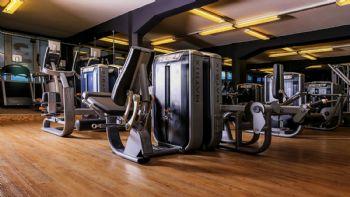 Fitness in der Anlage