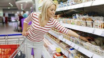 Supermarkt in der Anlage