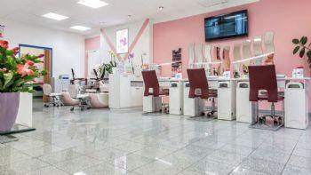 Beauty Salon in der Anlage