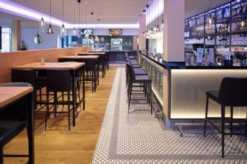 Hoga-Lounge im Gleichen Gebäude