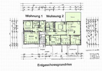 Grundriss Erdgeschoss W 1+2