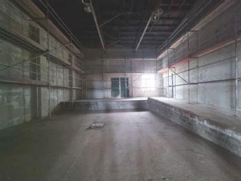 Innenbereich in Sanierung