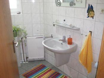 Gäste-WC Whg. Nr. 1 EG Anbau