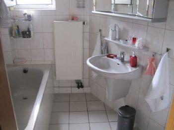 Badezimmer Whg. Nr. 1 OG Anbau