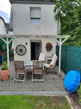 Anbau Gartenseite Terrasse