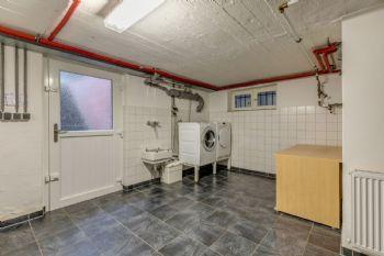 Wäscheraum im Untergeschoss